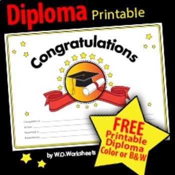 Diploma Free