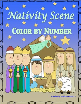 Free Downloads Christmas Nativity Scene Printables Activites