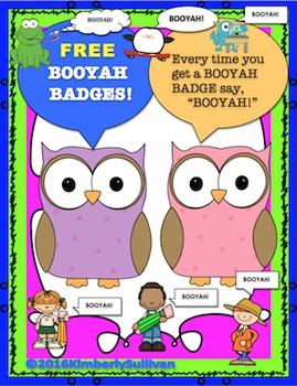 Free Downloads  Booyah Badges (Brag Tags)