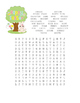 Free Easter Activities - Word Searches and Maze