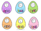 Free Easter Egg Telling Time Puzzles