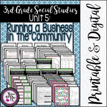 Free Enterprise System & American Entrepreneurs: TRS Units