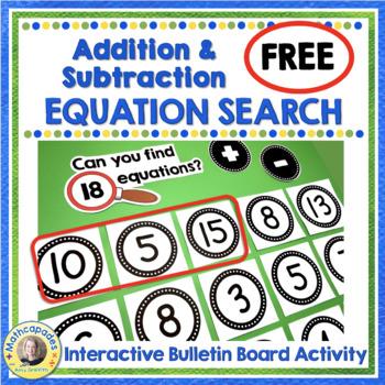 Free Equation Station Sample