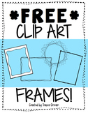 Free Frames & Borders Clip Art For Commercial Use Vol 1