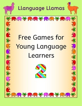 Free Games for Young Language Learners 2