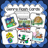 Free Genre Flash Cards