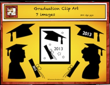 Free Graduation Clip Art from Charlotte's Clips
