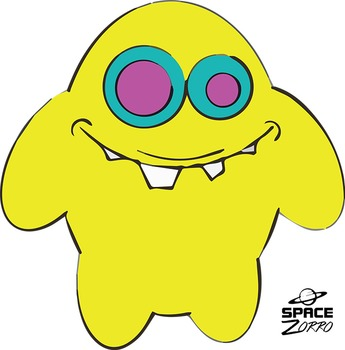 Free Happy Monster ( image )