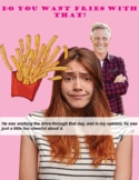 High Interest Short Story-Do You Want Fries with That?
