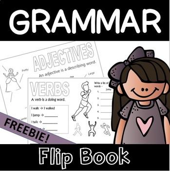 Free Interactive Grammar FlipBook!