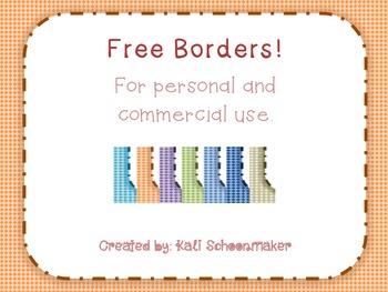 Free Landscape Borders Diamond Pattern Frames
