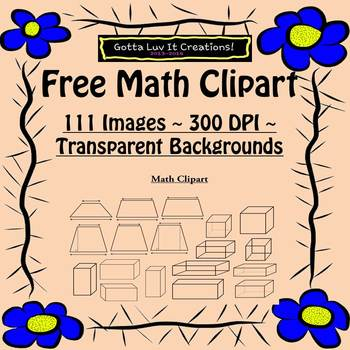 Free Download Math Clipart
