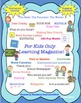 Sight Words guiding reading Bundle and free product centers