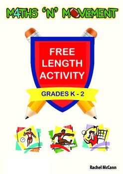 Free Physical Education (PE) and Maths Games - Length Acti