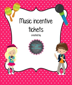 Free Music Incentive Tickets