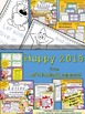 Free New Years Activity Coloring Book with Funny, Positive