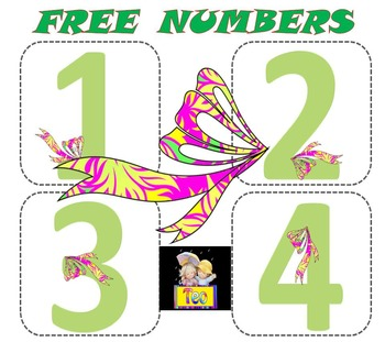 Free Numbers - Back to school