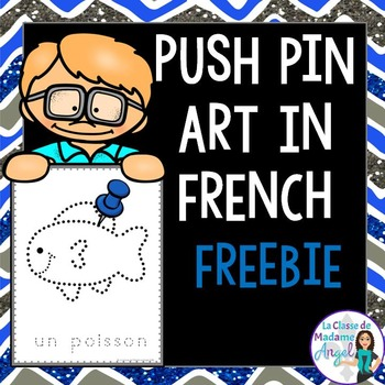 Free Pinning Pages in French