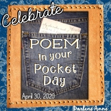 Free: Poem in Your Pocket Day