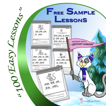 """Free Printables That Work With """"100 Easy Lessons"""""""