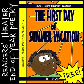 Free Readers' Theater Poem - Free Poetry: The First Day of