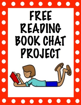 Free Reading Books - Group Book Chat Project Organizer