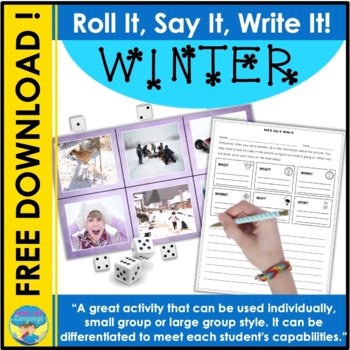 Roll a Topic- Winter!