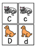 Free Sample - Animal Alphabet Playing Cards with Boardmake