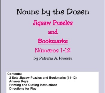 Free Sample Jigsaw Puzzles and Bookmarks
