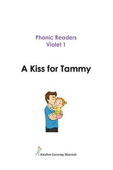 Free Sample Phonic Reader Books Violet 1