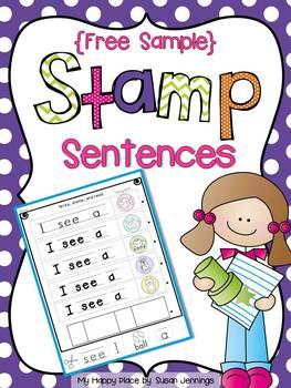 {Free Sample} Stamp Sentences