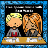 Free Spoons Game with Root Words