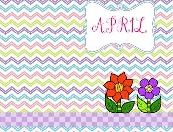 Free April Desktop Background