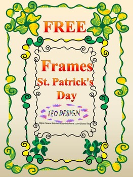 St. Patrick's Day FREE
