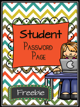 Free Student Password Page