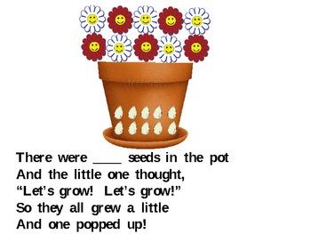 Free Ten Seeds in the Pot