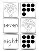 Free- Thanksgiving 1-10 Number Recognition