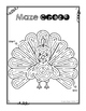 Free Thanksgiving Activity Book