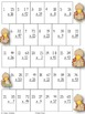 Free- Thanksgiving Gobble BINGO board for Multiplication