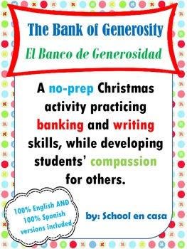 {Free} The Bank of Generosity ~ El Banco de Generosidad {D