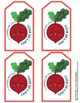 *FREE* Valentine's Day Beets Goody Bag Tag / Card Printable