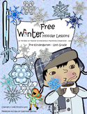 Free Winter Holiday Lessons By The Best of Teacher Entrepr