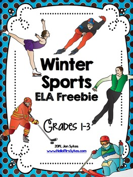Winter Sports Freebie