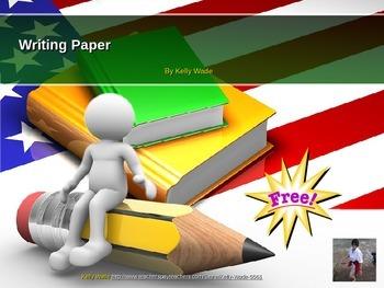 Free Writing Paper