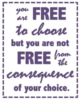 Free to Choose Poster