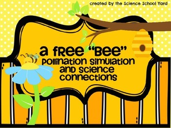 "Free""bee"" Bee Activities and Science Connections"