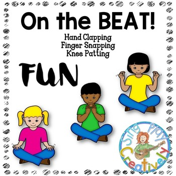 "Freebie: Body Percussion Activity ""On the Beat"" Lesson Ide"