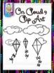 Freebie Clip Art~ On Cloud 9