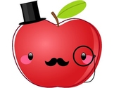 Freebie - Dapper Apple Clipart