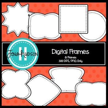 Freebie ~ Digital Frames